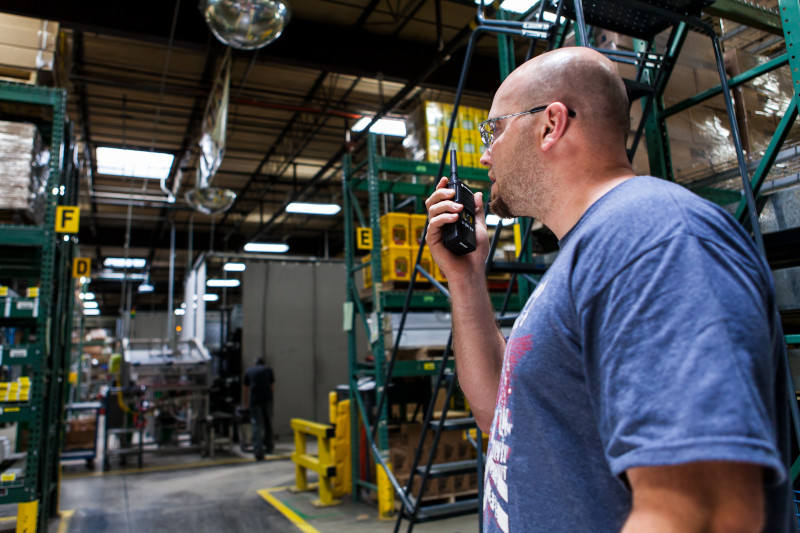 How Using Two-Way Radio Can Improve Safety in Your Manufacturing Business