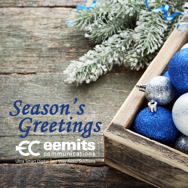 Eemits Communications Wish You All a Very Merry Christmas and a Happy New Year