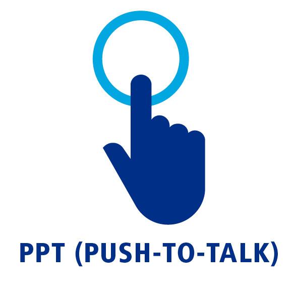 PPT (Push-to-Talk)