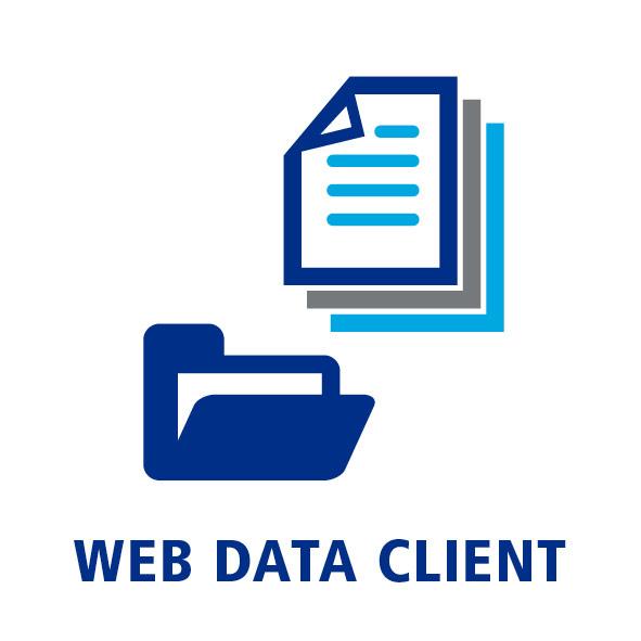 Web Data Client